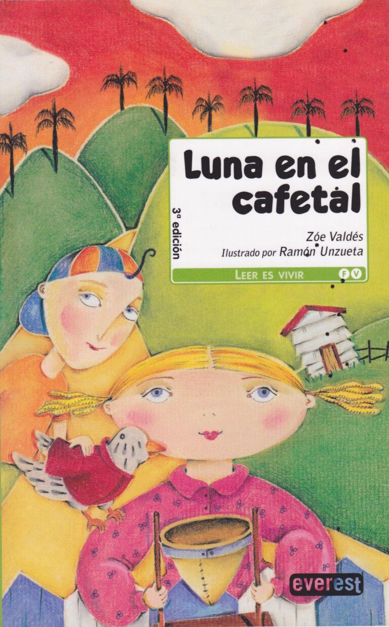 Ilustracion del libro Luna en el Cafetal de Zoé Valdés